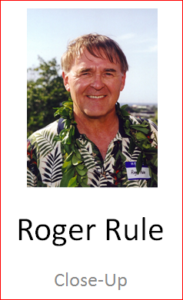 roger rule closeup